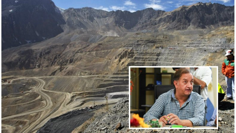 Linares pide avanzar en la explotación minera para coparticipar más recursos