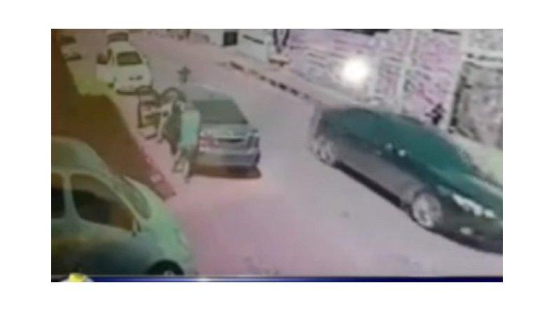 El video del tiroteo en Paraguay que preocupa a los abogados de Pérez Corradi