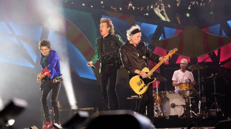 Macri recibirá a los Rolling Stones el domingo en su quinta