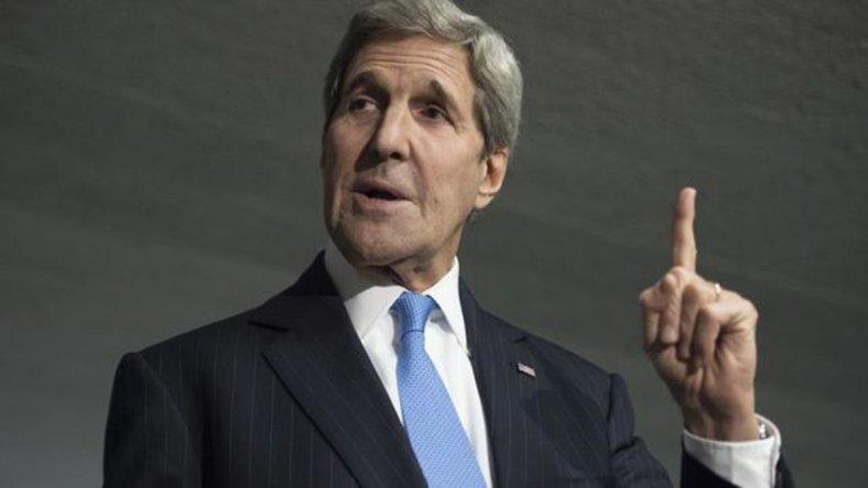 El secretario de Estado de EE. UU. es optimista acerca de la semana de alto el fuego en Siria.