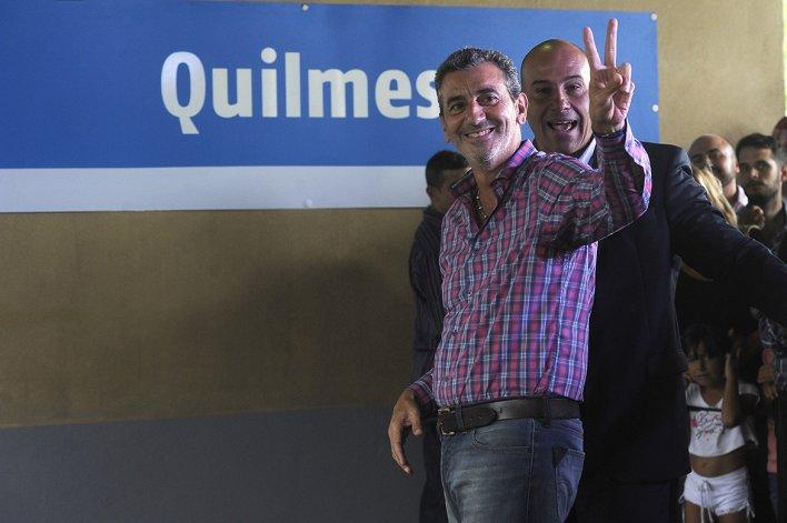 Randazzo marcó sus diferencias con el Presidente.