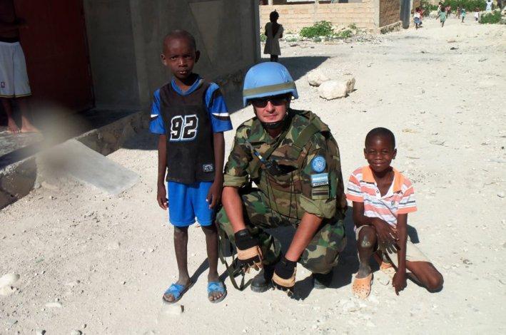En Haití