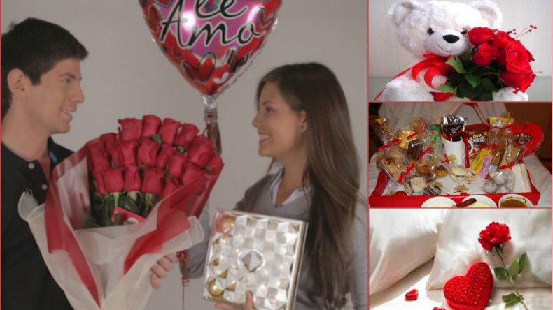 ¿Cuánto gastan los comodorenses en el regalo para el Día de los Enamorados?