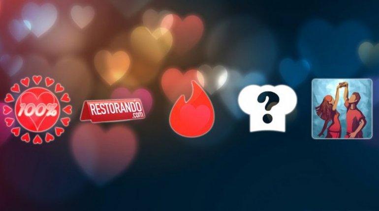 Las cinco aplicaciones del momento para los enamorados