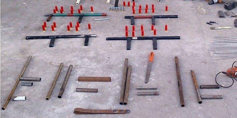 Investigan talleres que fabricarían tumberas en Trelew
