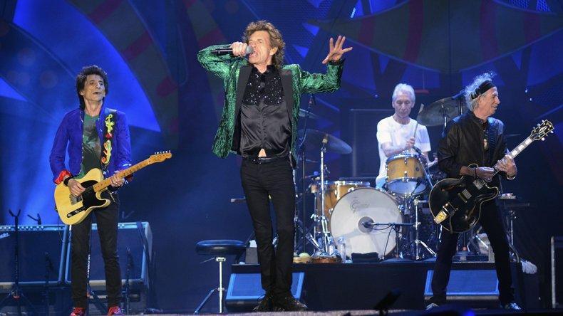 Los Rolling Stones volvieron luego de una década y brindaron tres conciertos en La Plata.