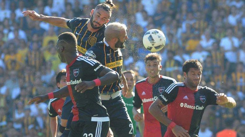 Central tuvo más determinación que Newells y por eso se quedó con los tres puntos ayer en el Gigante de Arroyito.