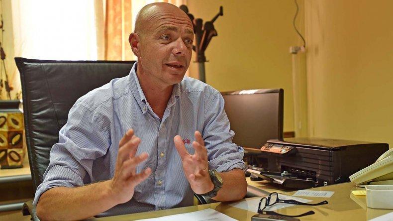 El ministro González trazó un balance de los dos primeros meses de gestión en su cartera.