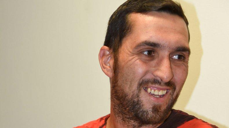 Darío Pritchard es el nuevo presidente de Ferro Carril del Estado desde el sábado 6 de febrero.
