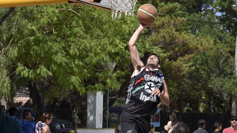 El Streetball cerró con  éxito su novena edición