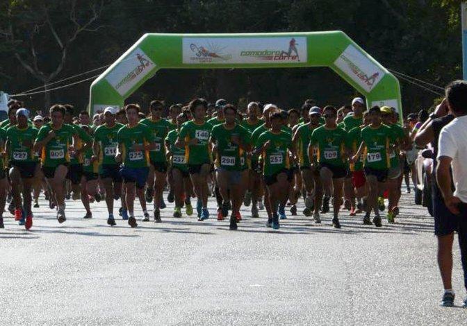Se disputará una prueba competitiva de 10 km y se realizará una integrativa de 4 km
