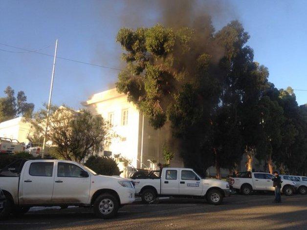 UOCRA otra vez en conflicto con YPF