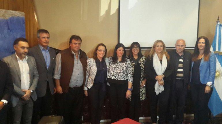 Torrejón asumió como vicepresidente del Ente Patagonia Argentina