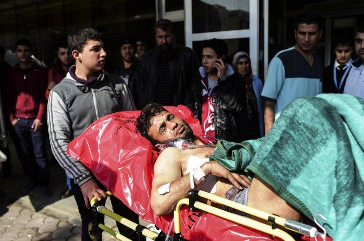 Ataque a un centro de Médicos Sin Fronteras en Siria provoca al menos nueve muertos.