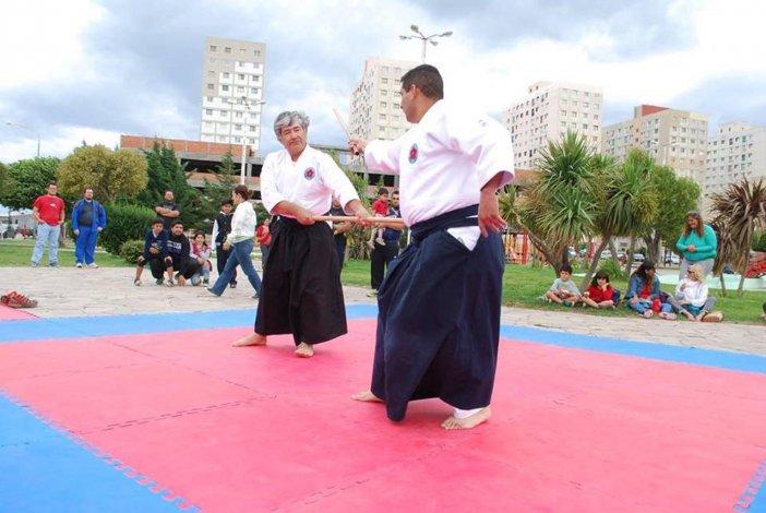 El Jiu Jitsu exhibió su potencial   en el primer torneo del año