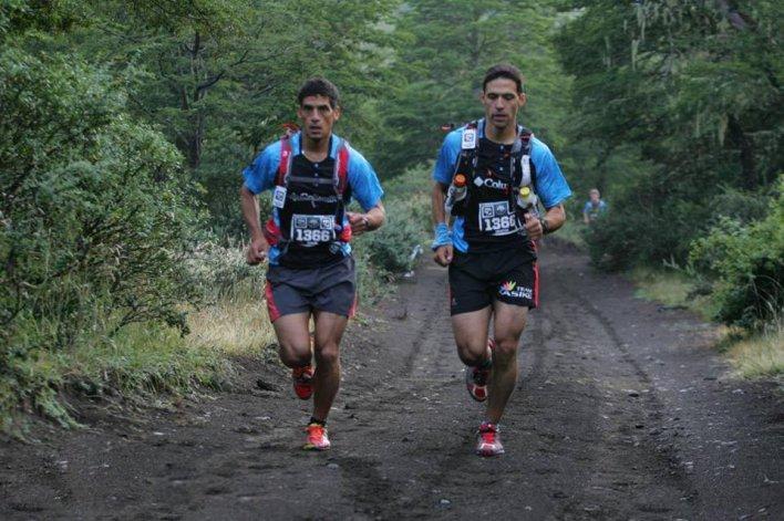 Cristian Morales y Carlos Hidalgo