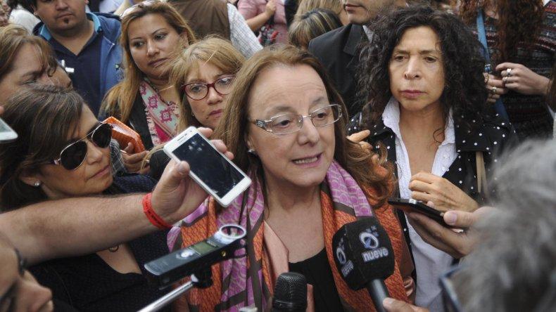 Alicia Kirchner reiteró por nota al gobierno central el pedido de asistencia financiera.