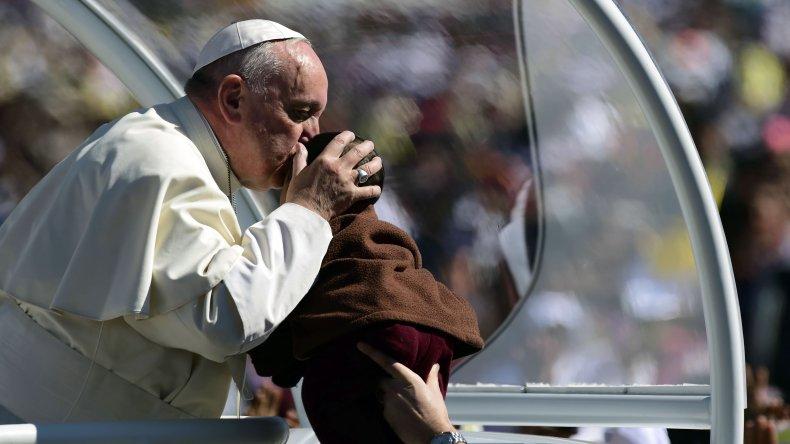 El Papa visitó  uno de los estados más afectados por el narcotráfico