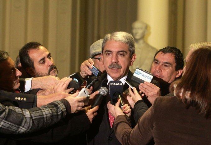 Aníbal Fernández: lo que dice Perez Corradi es para atacar a Cristina