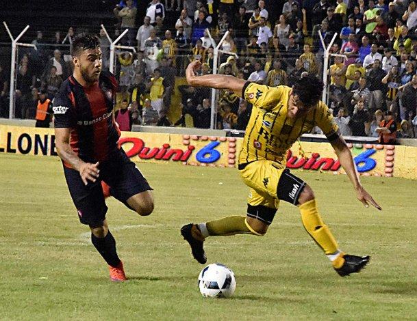San Lorenzo se llevó de Bahía Blanca una gran victoria ante Olimpo.