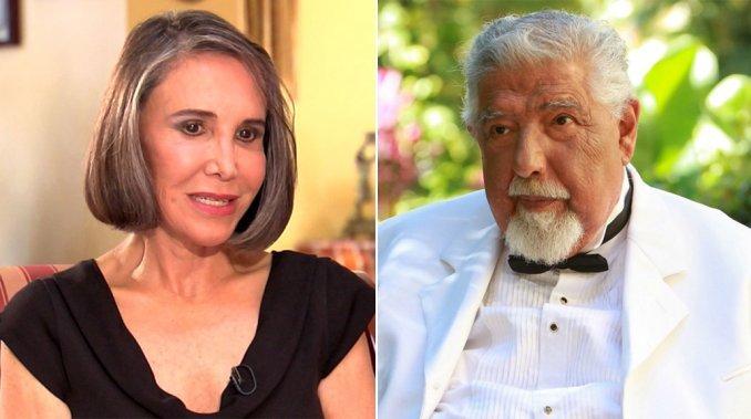 Doña Florinda y el Profesor Jirafales cantaron Somos cursis en San Valentín