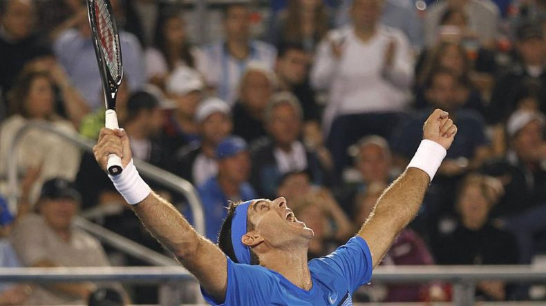 Del Potro afirmó que no va jugar la Copa Davis frente a Polonia
