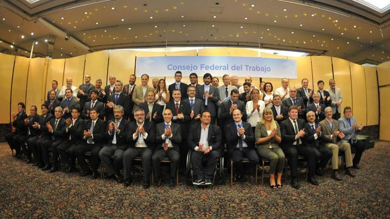 El Consejo Federal de Trabajo se reunirá en Chubut