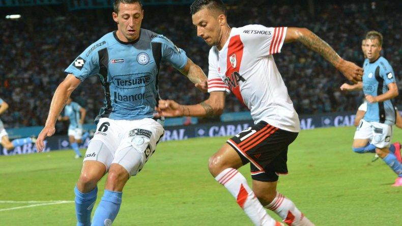 River viene de perder 3-2 en Córdoba ante Belgrano y quiere recuperarse en su casa.