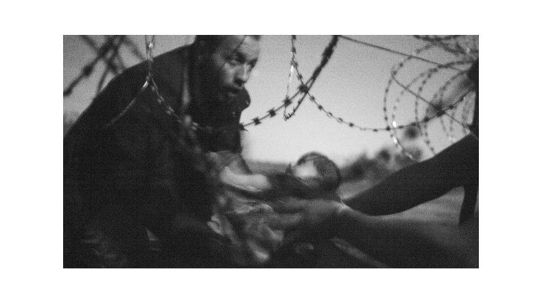 Mirá la foto ganadora del premio World Press Photo