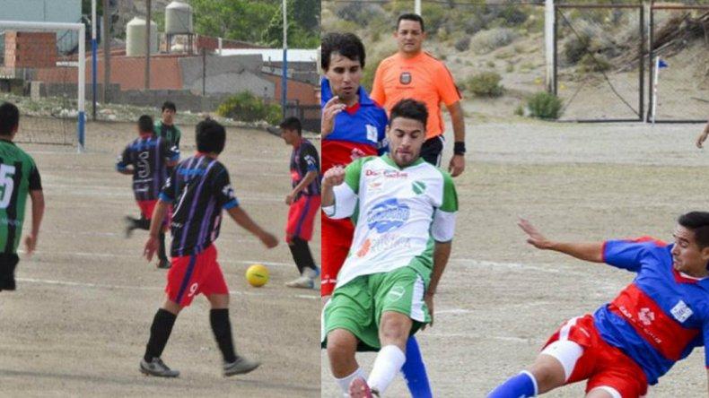 Un seleccionado de la Liga de Barrios jugará con otro de la Liga Oficial