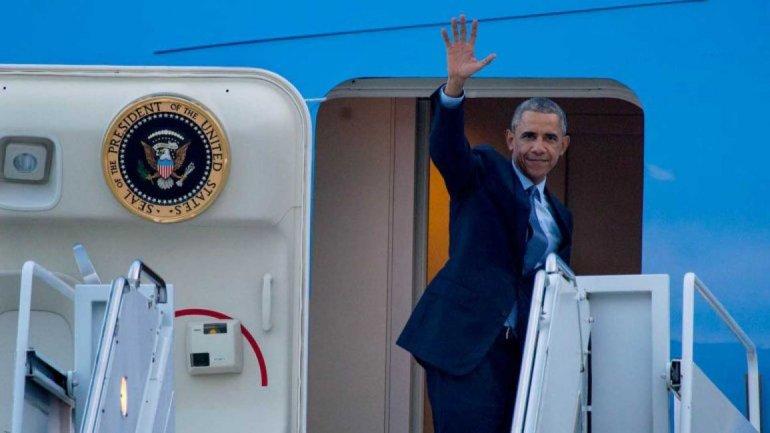Obama llegará el 23 de marzo a Argentina.