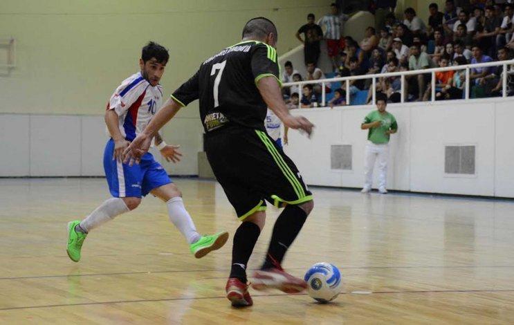 Mañana dará comienzo el torneo Oficial de fútbol de salón para las categorías mayores.
