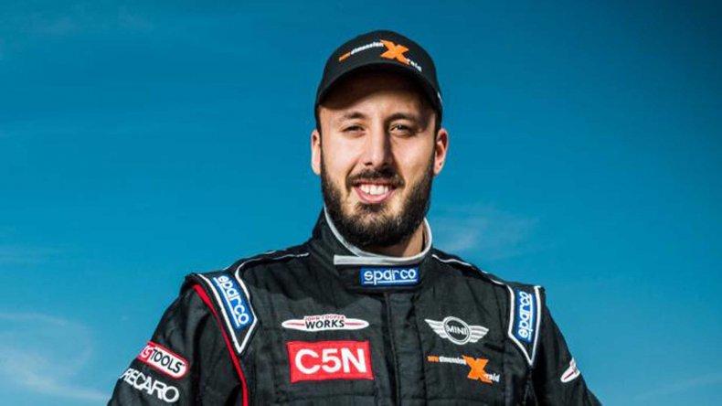 Nazareno López intentará este año mejorar lo realizado en 2015 en el campeonato del TC Pista.