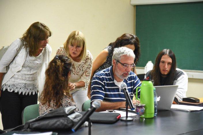El Consejo Superior de la Universidad rechazó en forma orgánica el recorte presupuestario dispuesto por el gobierno de Macri.