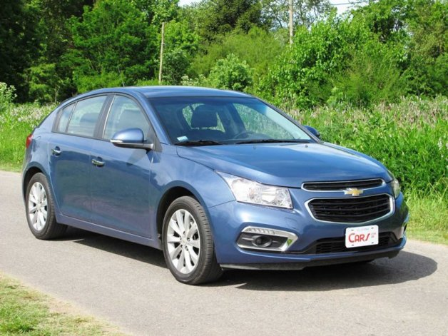 Test Drive: Chevrolet Cruze LTZ Hatch Diesel AT