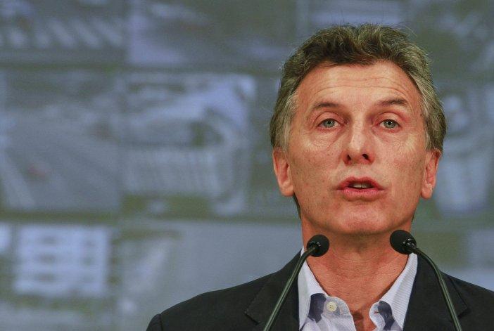 Macri reconoció que este año no se cambiarán las escalas de Ganancias