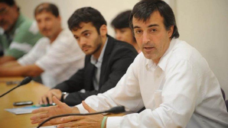 Esteban Bullrich suspendió la firma del acuerdo con los gremios docentes.