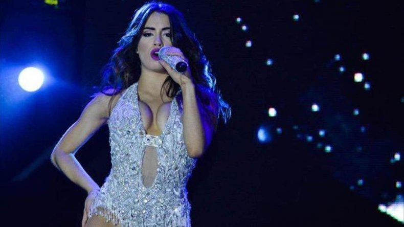 La cantante pop del momento