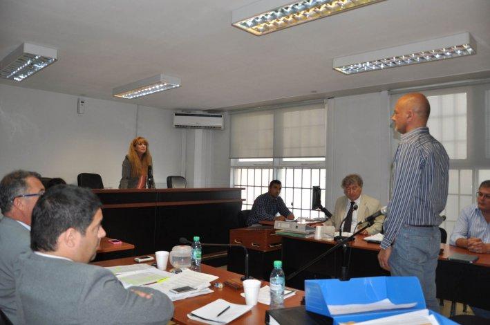 El ex gobernador destacó la idoneidad de quienes designó para hacerse cargo de los bienes de Alpesca y que hoy son sometidos a juicio en Puerto Madryn.