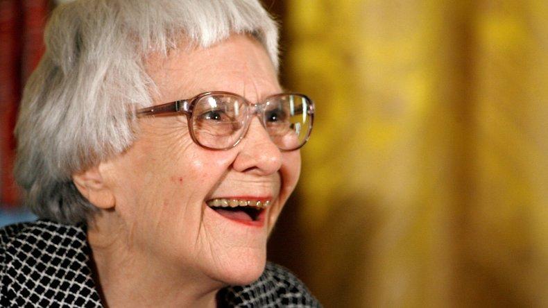 A los 89 años murió la escritoria Nelle Harper Lee