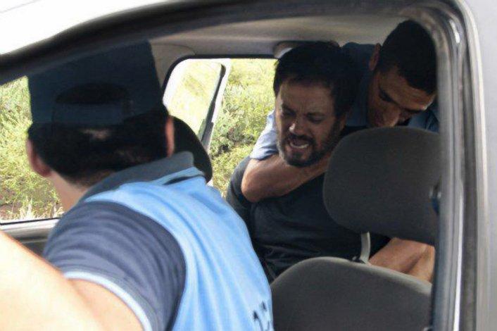 Violencia policial contra un fotógrafo en Catamarca.