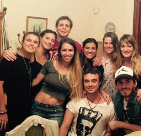 El reencuentro de los ex Chiquititas
