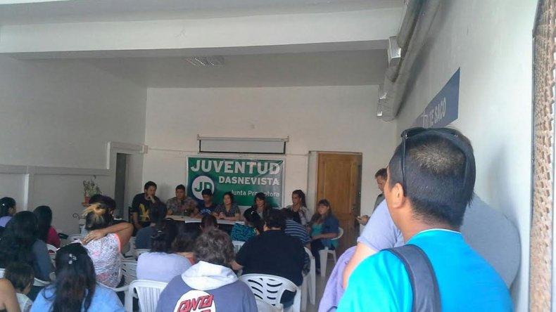 Agrupaciones dasnevistas se reunieron para conformar una mesa de diálogo