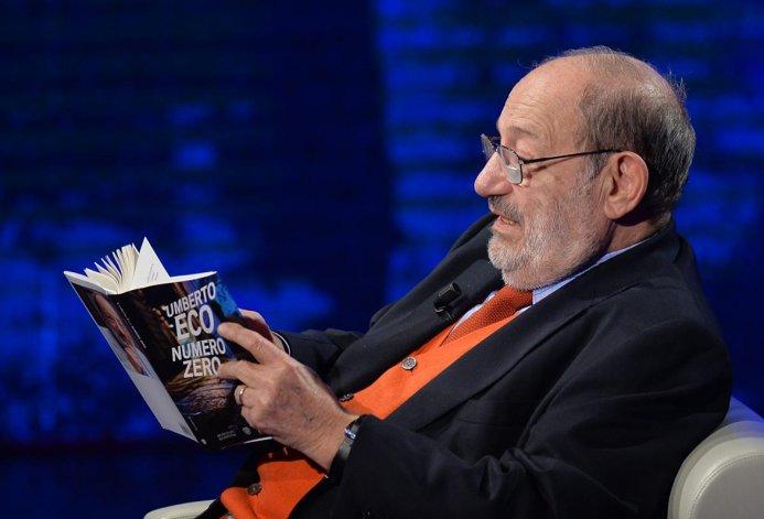 Umberto Eco falleció el viernes a los 84 años.