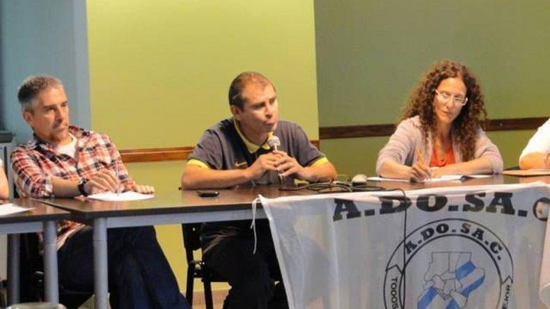 Docentes de las distintas filiales de la provincia reunidos en congreso ratificaron por unanimidad el no inicio de clases.
