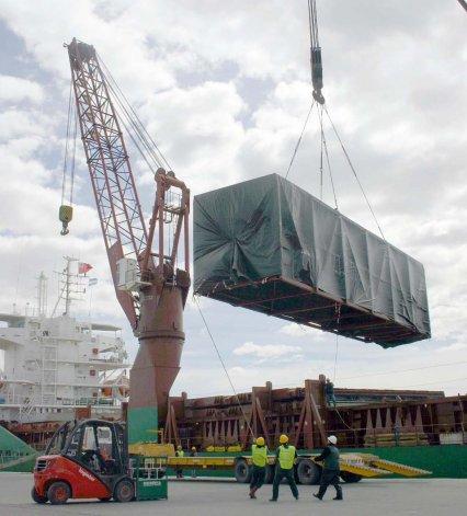 Los reembolsos a las exportaciones representan un instrumento que le otorga competitividad a los puertos de la región patagónica.