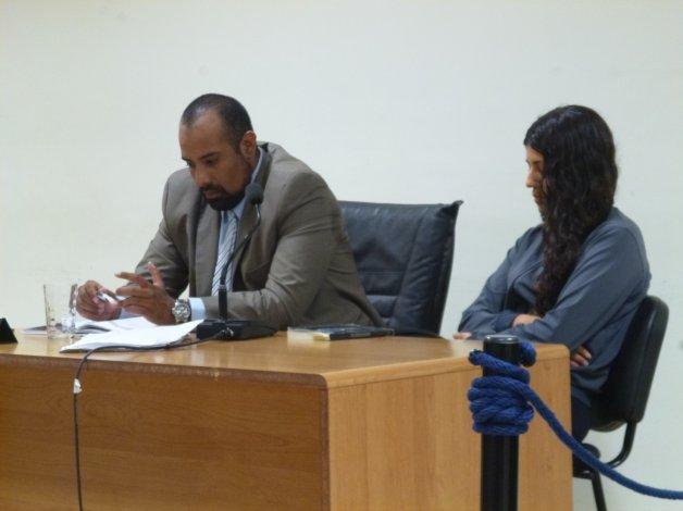 Dictaron dos meses más de prisión para Quinteros y Laura estuvo presente
