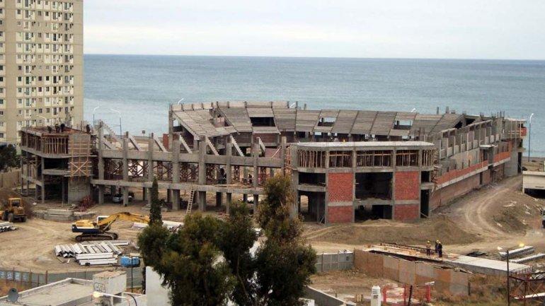 Buscan reactivar la obra del Estadio Centenario tras 15 años de demoras