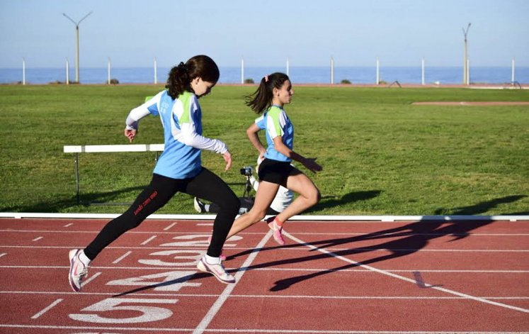 El sábado se realizará el segundo torneo de pista & campo del año.