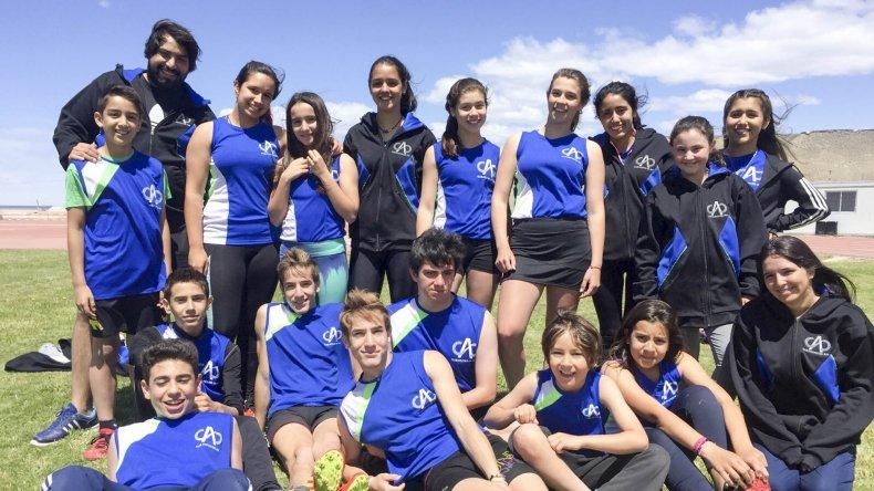 Con casi 3 años de vida el Centro Atlético del Sur ya cuenta con presencia nacional y provincial.